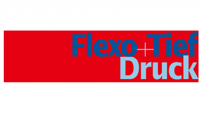 Flexo And Tief Druck Vector Logo