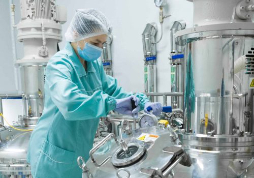 In-process Control Of Viscosity In Pharma API Manufacturing