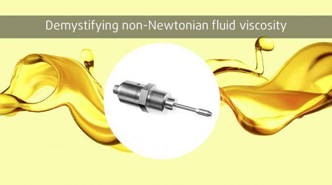 Demystifying Non Newtonian Fluid Viscosity