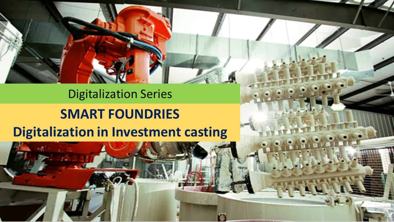 Smart foundries – drivers for casters' embrace of Industry 4.0 and digitalization