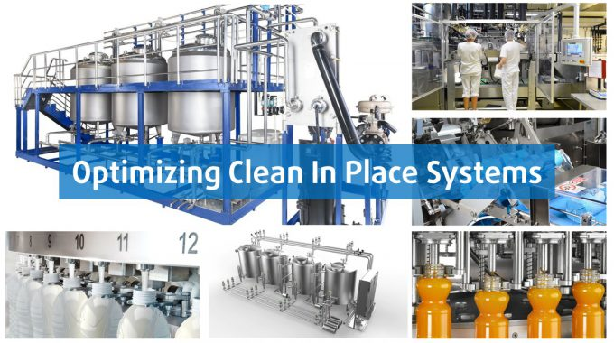 Clean In Place Systems Inline Viscosity Density Measurements