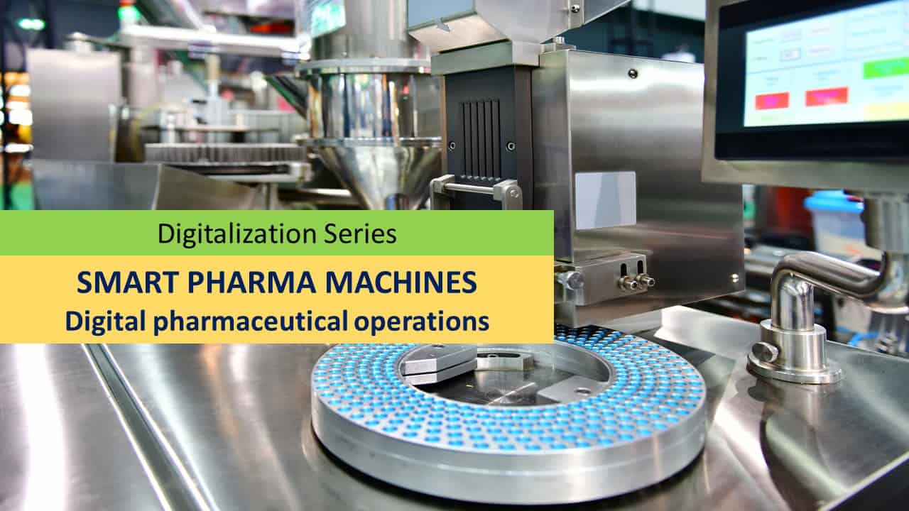 Digitalizing pharmaceutical printing and coating applications – Eliminate defects with real-time viscosity control